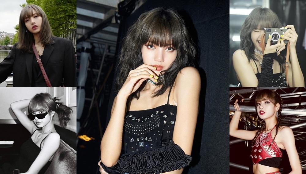 BLACKPINK LISA ลิซ่า BLACKPINK ไอดอลเกาหลี