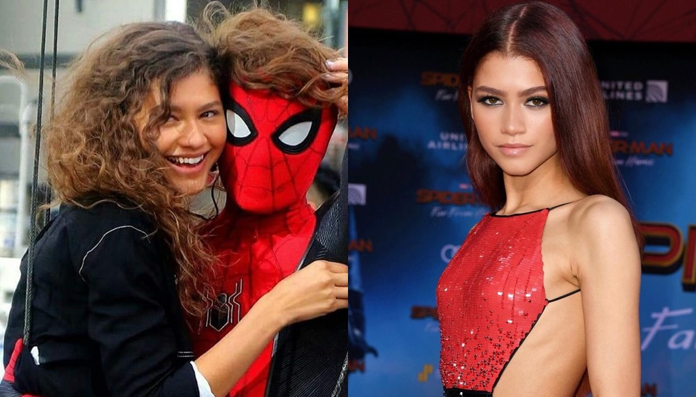 Spider-Man Spider-Man: Far From Hom จักรวาลมาร์เวล ดาราฮอลลีวูด นักแสดงมาร์เวล มาร์เวล สไปเดอร์แมน