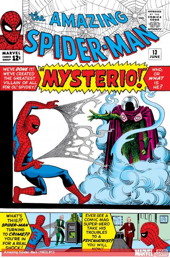 ความเป็นมาของ Mysterio