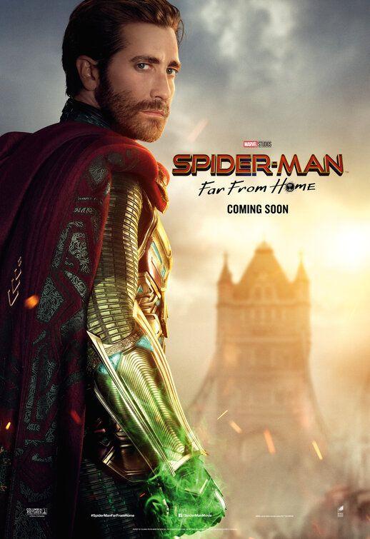 Mysterio (เจค จิลเลินฮาล)