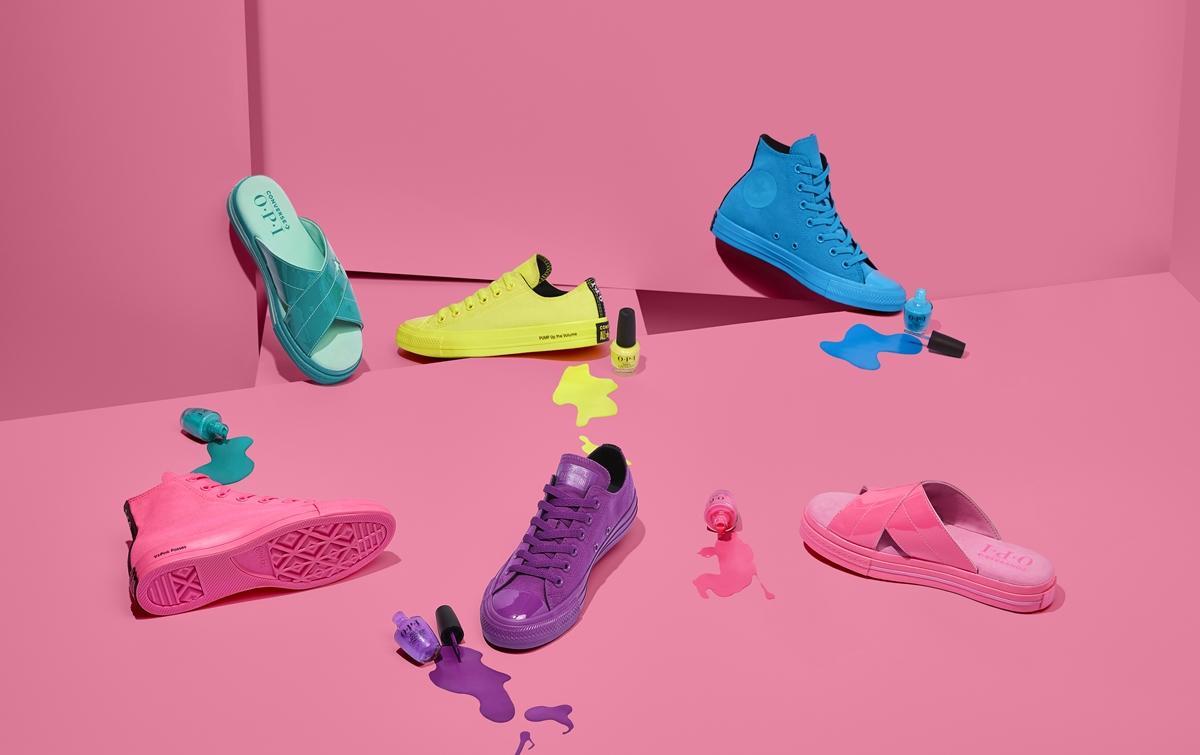 รองเท้าคอนเวิร์ส รองเท้าผ้าใบ แฟชั่นรองเท้า