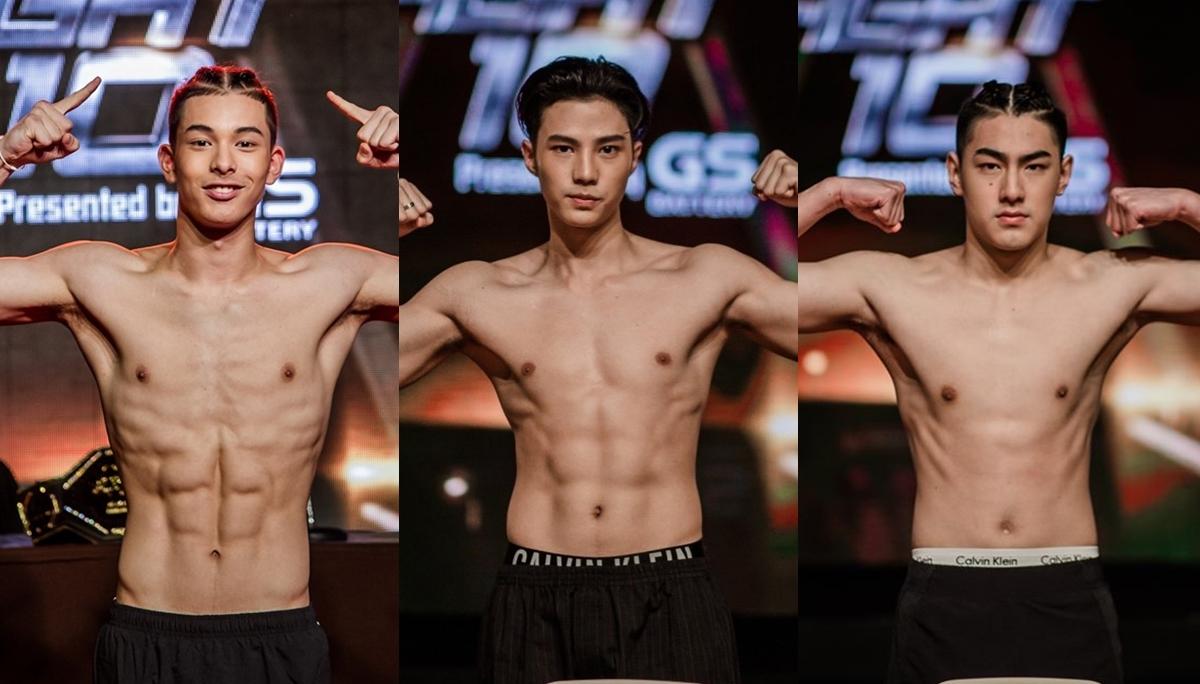 ดาราชายไทย นักกีฬา