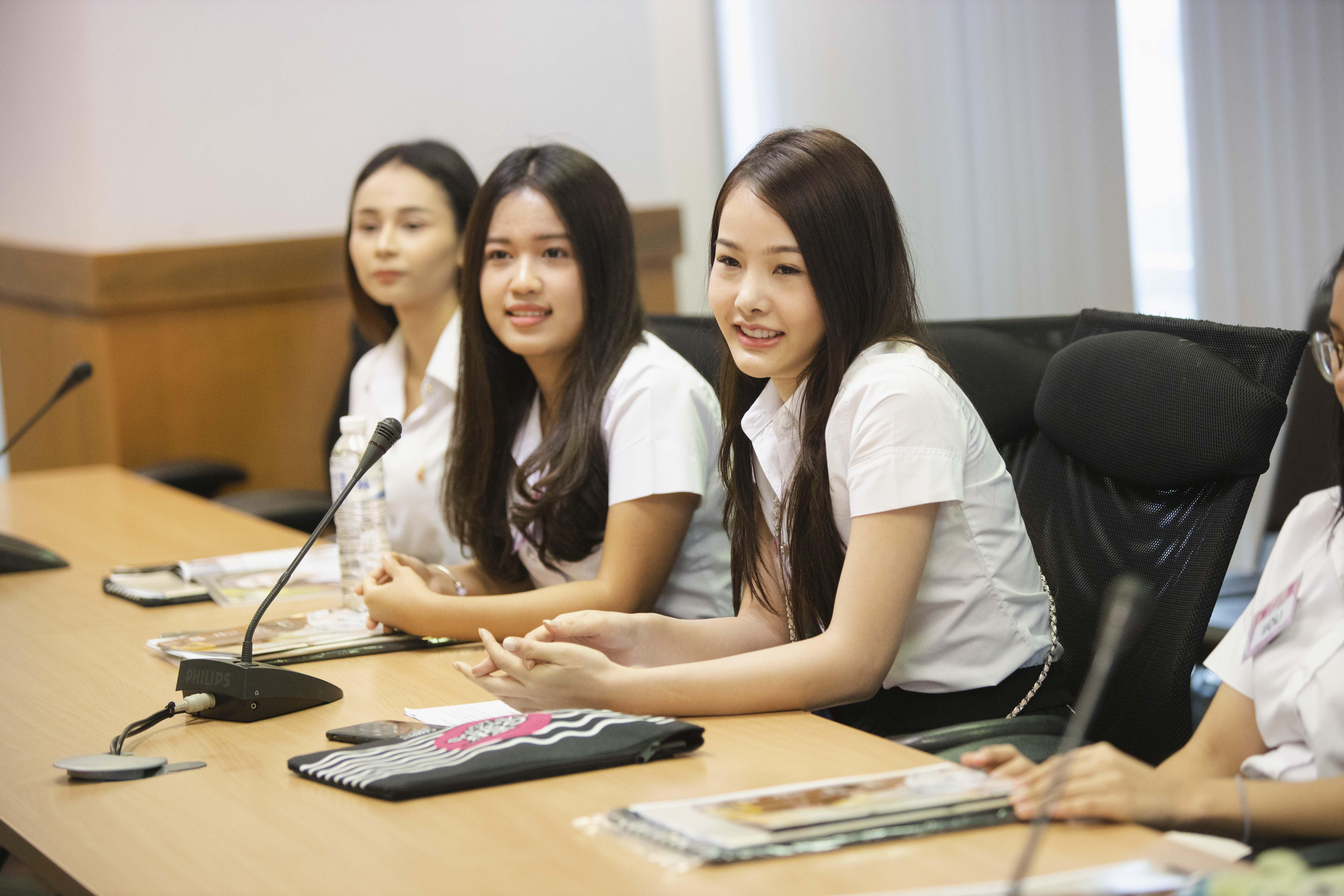 ภาพบรรยากาศ Campus Star Young Reporter Season 2