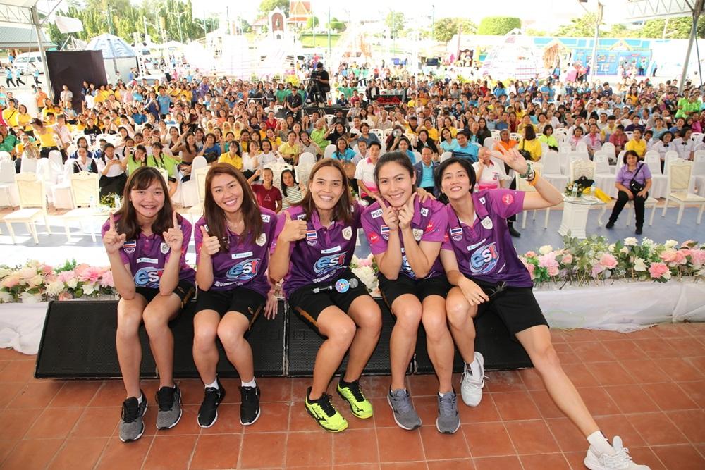 เส้นทางไม่ได้ลาดยางมา กว่าจะเป็น ริท เดอะสตาร์ - วอลเลย์บอลหญิงทีมชาติไทย