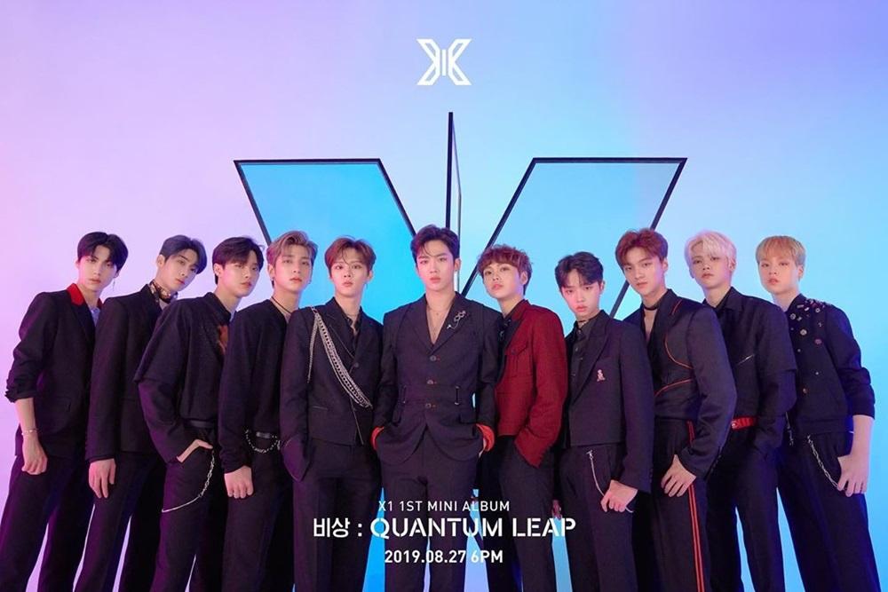 PRODUCE X 101 X1 ศิลปินK-POP ไอดอลเกาหลี