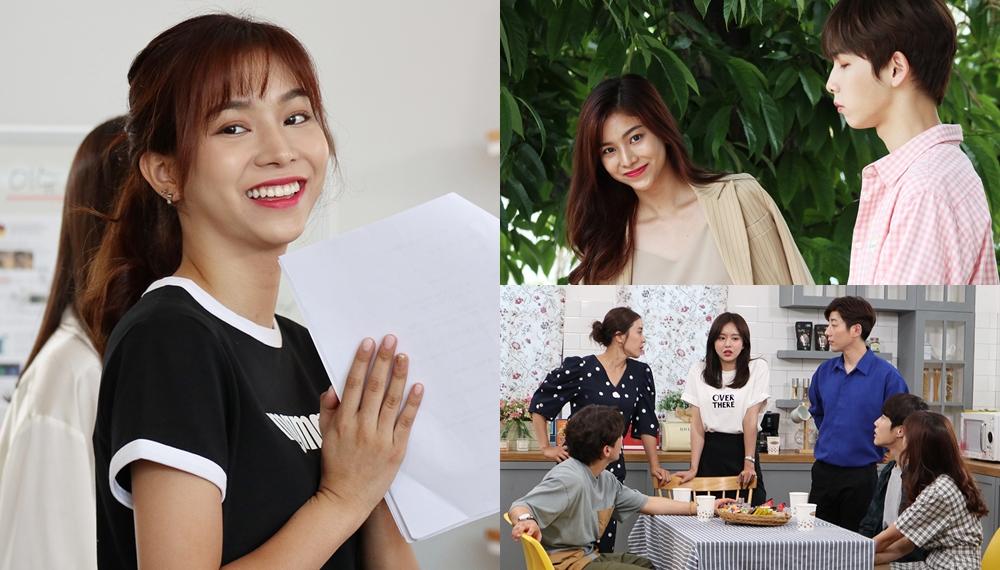 ISSUE MAKERS SBS PLUS ซีรีส์เกาหลี