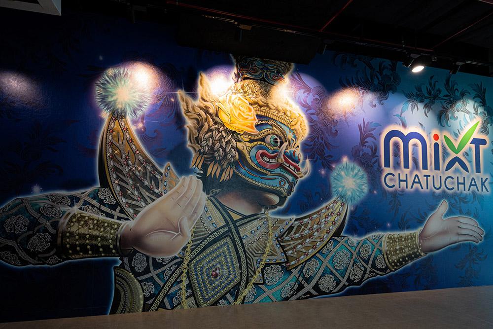 มิกซ์ จตุจักร - ชวนช้อป ชิม ชิวที่ศูนย์การค้าแห่งใหม่ทำเลทอง ใจกลางจตุจักร Mixt Chatuchak