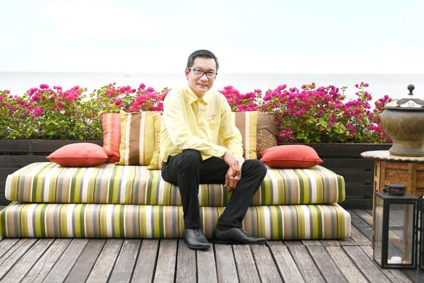 ผอ.อภิชัย ฉัตรเฉลิมกิจ ผู้อำนวยการภูมิภาคภาคกลาง การท่องเที่ยวแห่งประเทศไทย