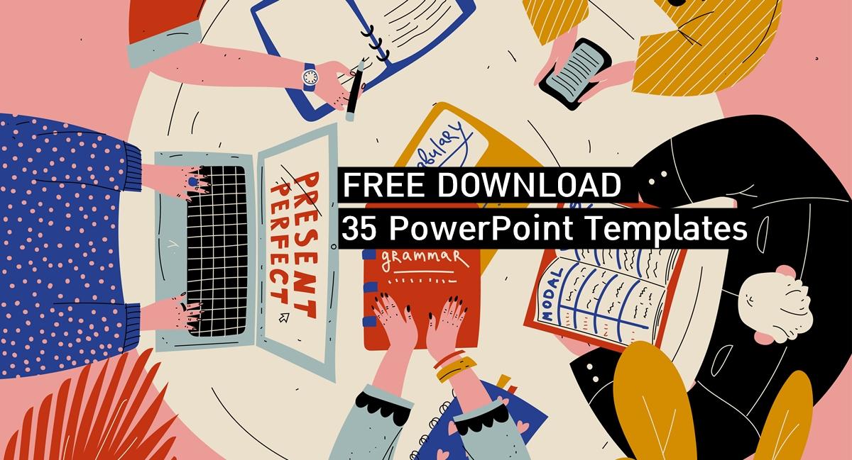 google PowerPoint การออกแบบ ดาวน์โหลดฟรี