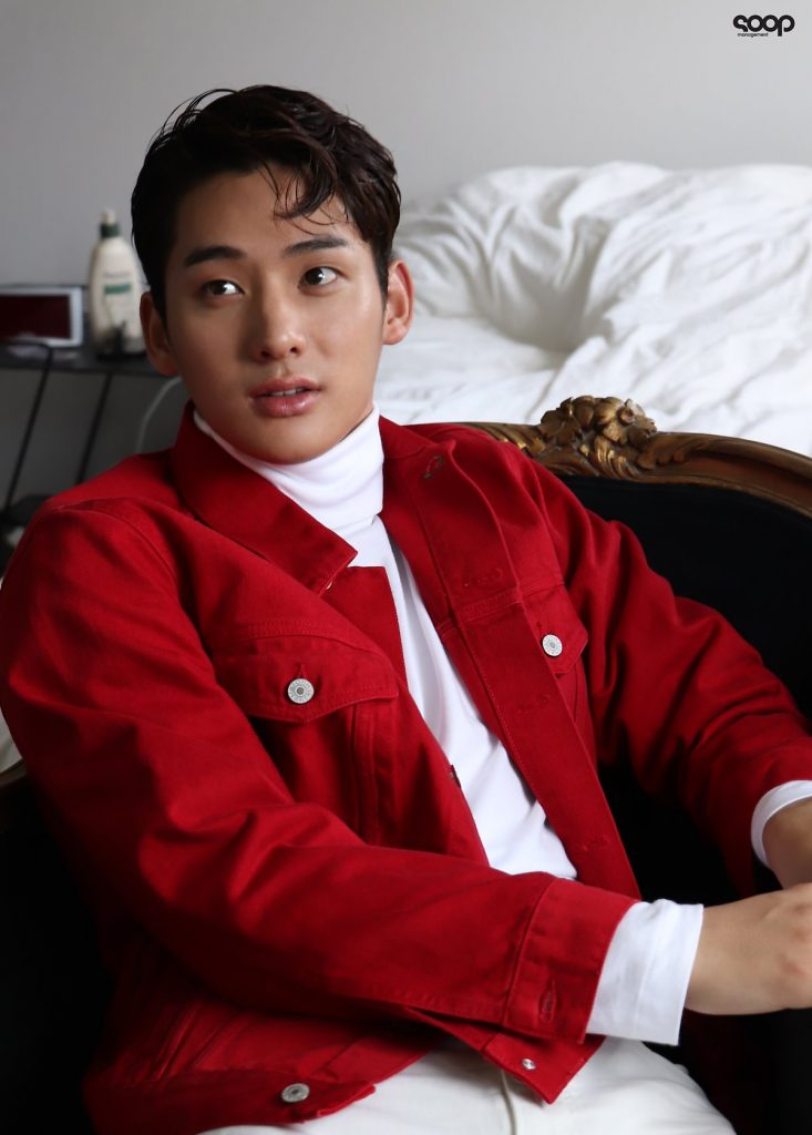 จอง การัม (Jung Ga Ram)