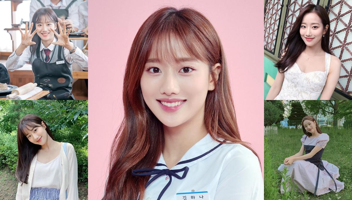 Extraordinary you ซีรีส์เกาหลี นาอึน April ประวัตินักแสดง เกาหลี