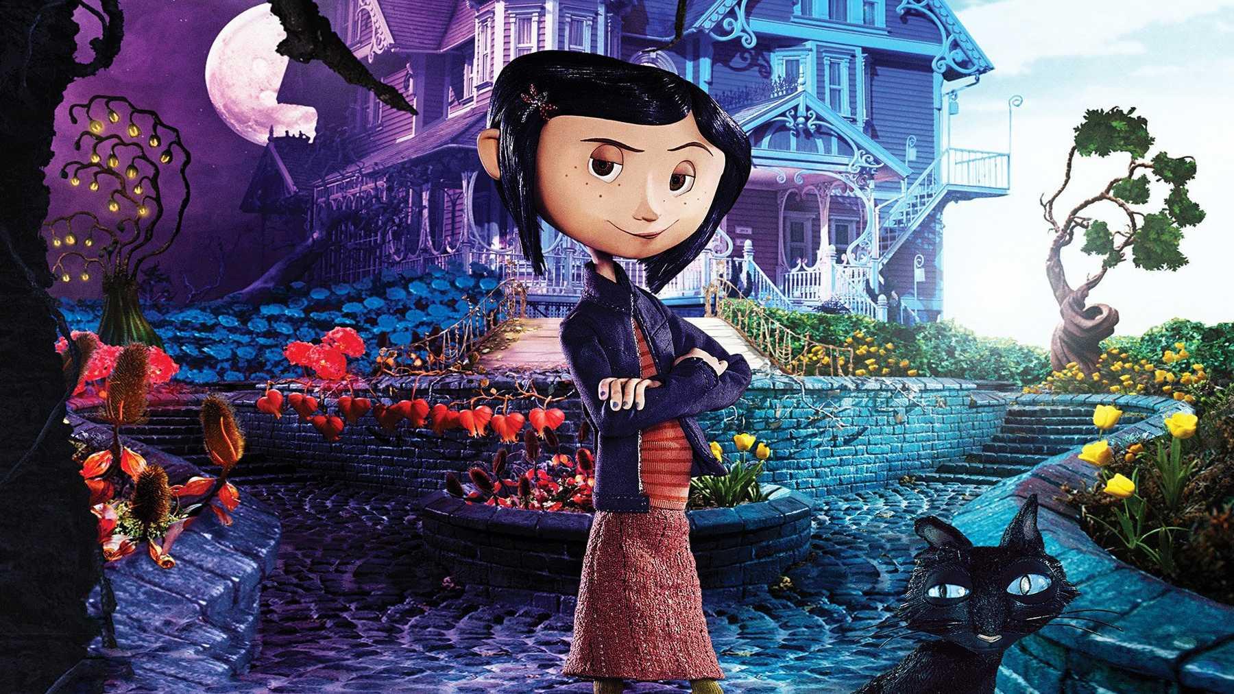 Coraline โครอลไลน์กับโลกพิศวง
