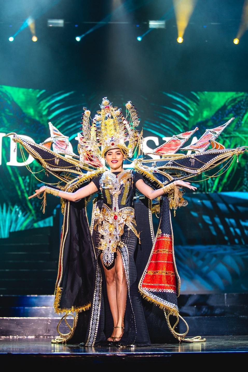 Miss Grand Indonesia (อินโดนีเซีย)