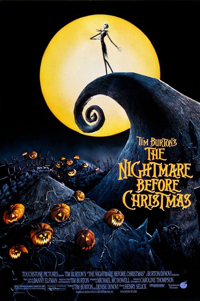 The Nightmare Before Christmas ฝันร้ายฝันอัศจรรย์ ก่อนวันคริสต์มาส
