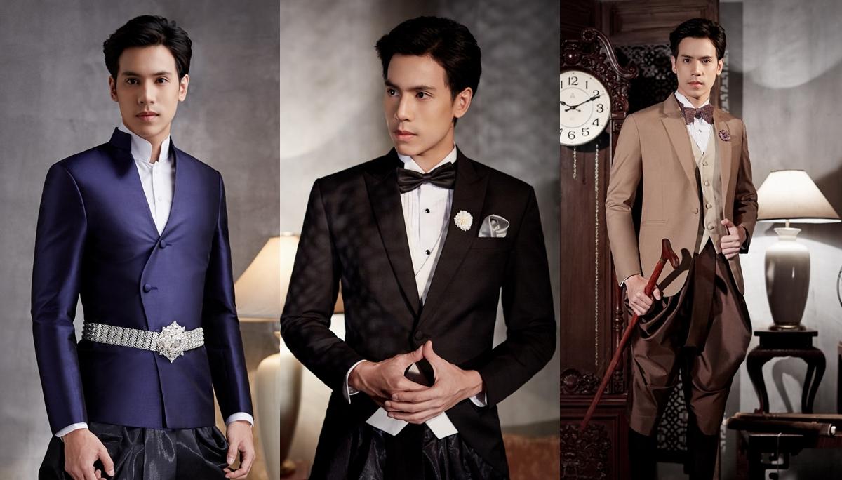 ชุดไทย ดาราใส่ชุดไทย