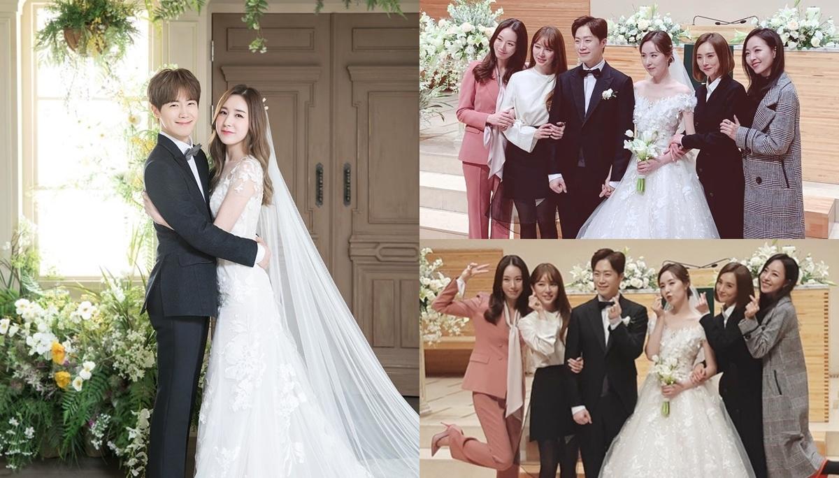 Baby V.O.X K-pop คันมียอน งานแต่งงาน นักร้องเกาหลี ยุนอึนฮเย ไอดอลเกาหลี
