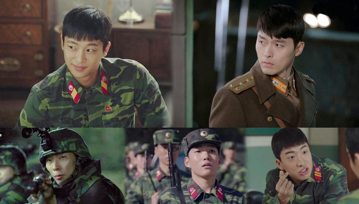 ซีรีส์เกาหลี ทหาร นักแสดงเกาหลี