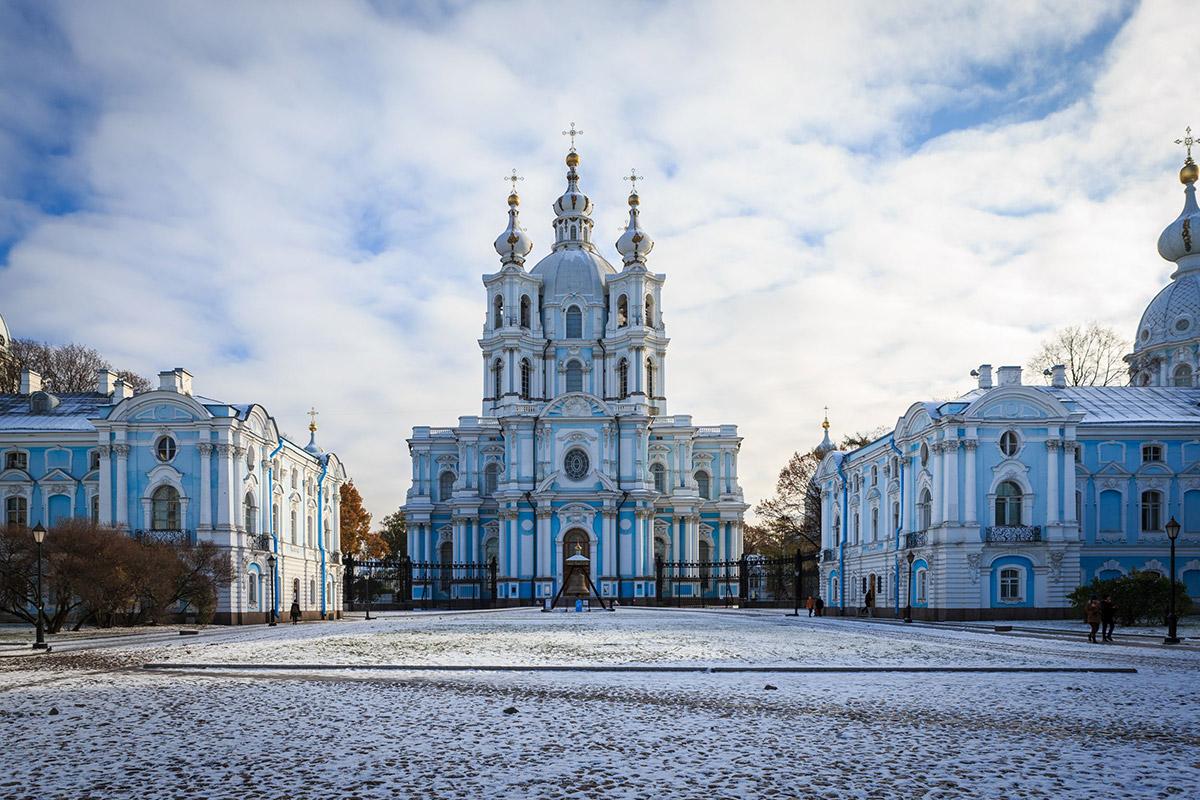 เซนต์ปีเตอร์สเบิร์ก ประเทศรัสเซีย