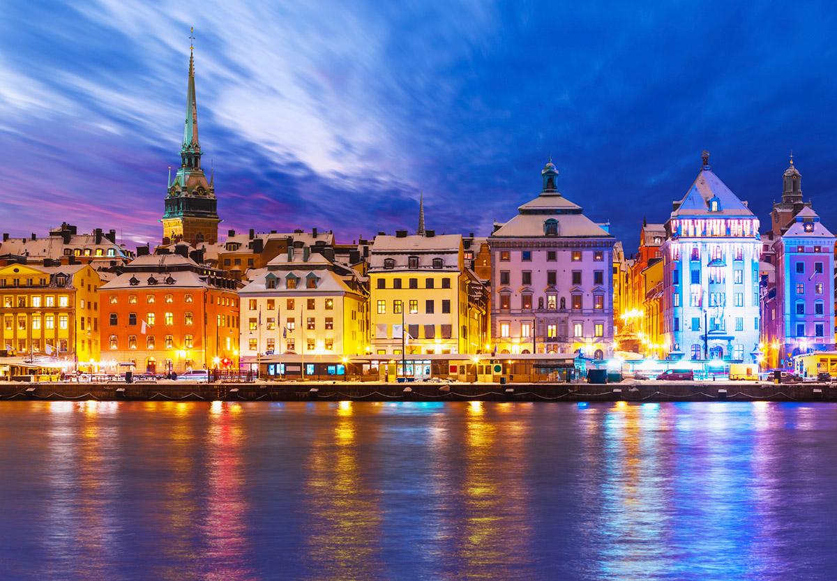 สต็อกโฮล์ม ประเทศสวีเดน