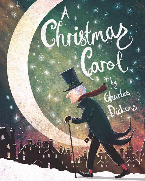 นิยายคลาสสิค A Christmas Carol - วันคริสต์มาส