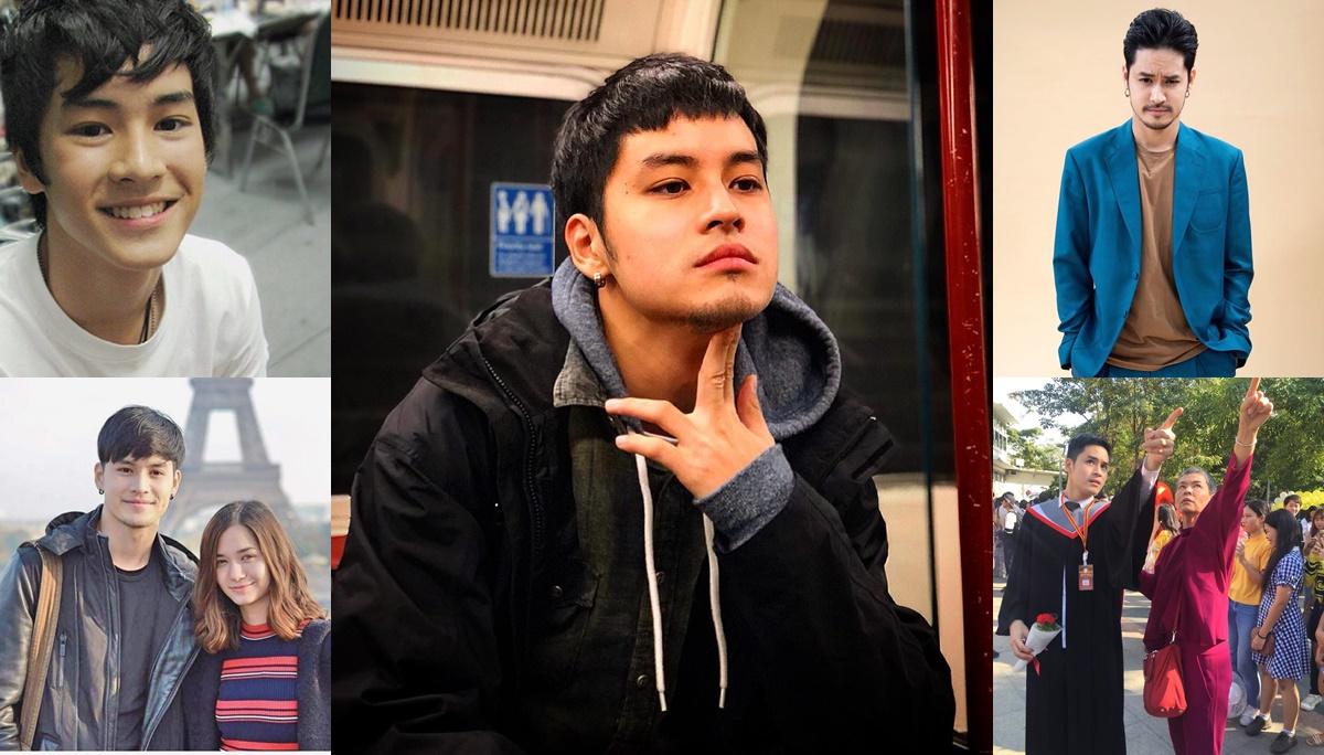 ประวัติดาราวัยรุ่น ประวัตินักแสดง วี วิโอเลต เก้า จิรายุ