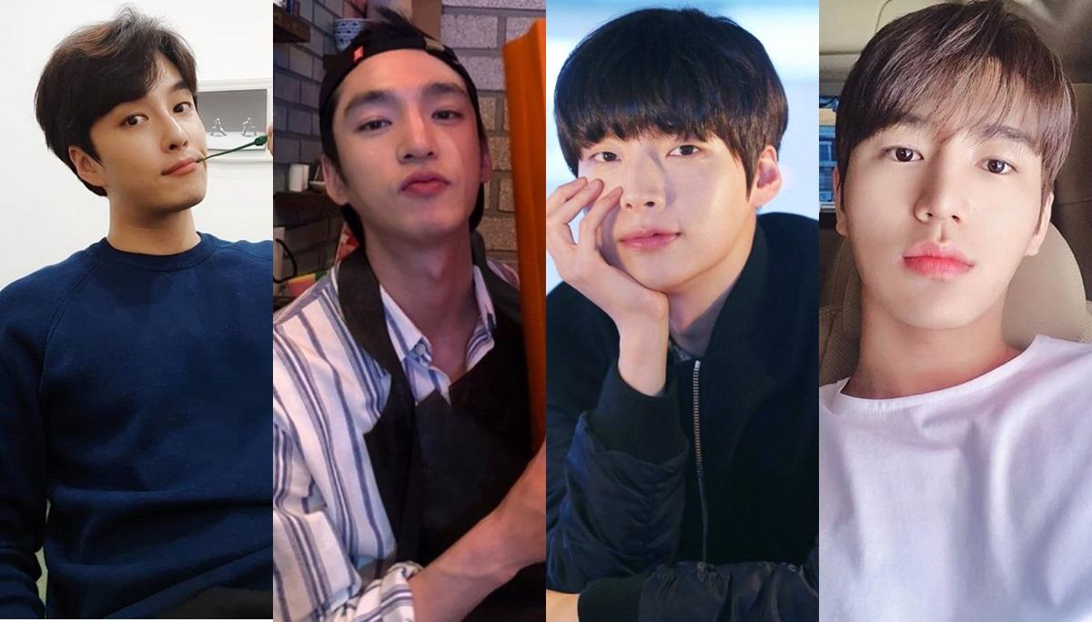 Ahn Jae Hyun Cha In Ha Goo Won Kim Jae Yong Min Woo Hyuk ซีรีส์เกาหลี นักแสดงเกาหลี ประวัติดาราเกาหลี