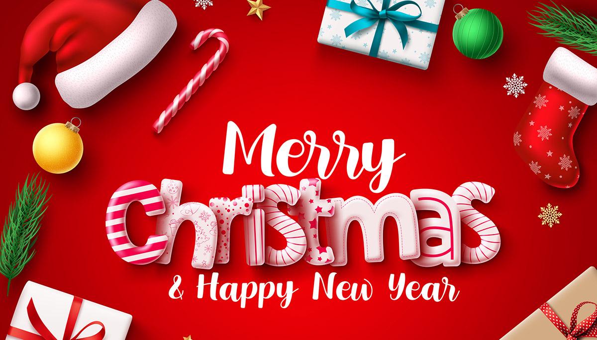 คำอวยพร วันคริสต์มาส เรียนภาษาอังกฤษ