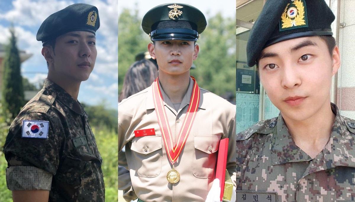กองทัพ ทหาร เกาหลีใต้ เข้ากรม โอปป้า ไอดอลเกาหลี