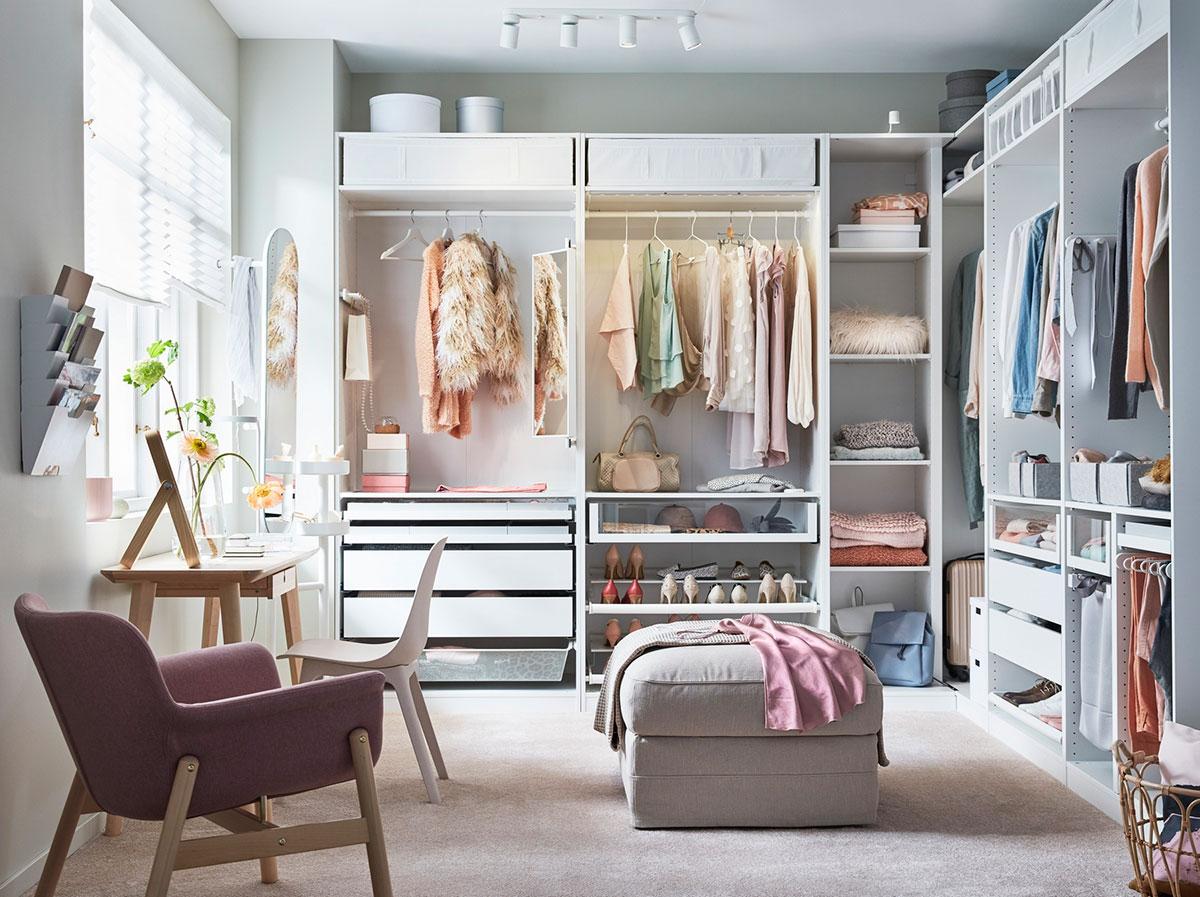 5 ขั้นตอน ไอเดียออกแบบตู้เสื้อผ้า ด้วยตนเอง - ตอบโจทย์การใช้งานและสไตล์ที่ตรงใจ