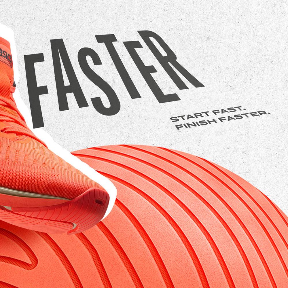 รองเท้าวิ่งแข่งในระยะไกล ASICS - METARACER เปิดตัว 7,500 บาท