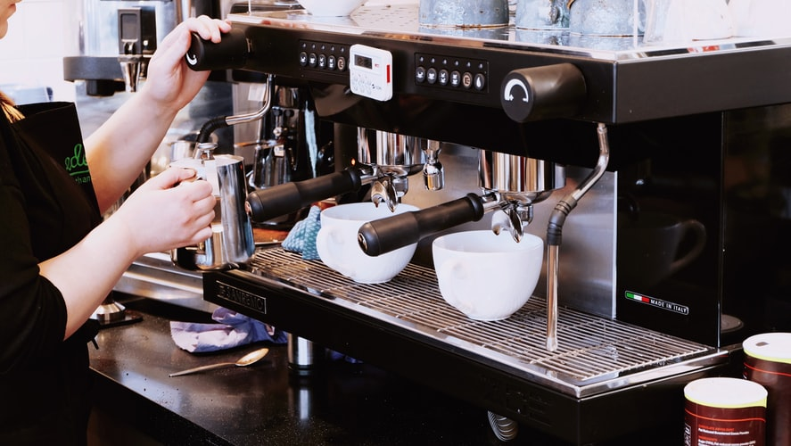 coffee maker (คอฟฟี เมคเคอะ) เครื่องทํากาแฟ
