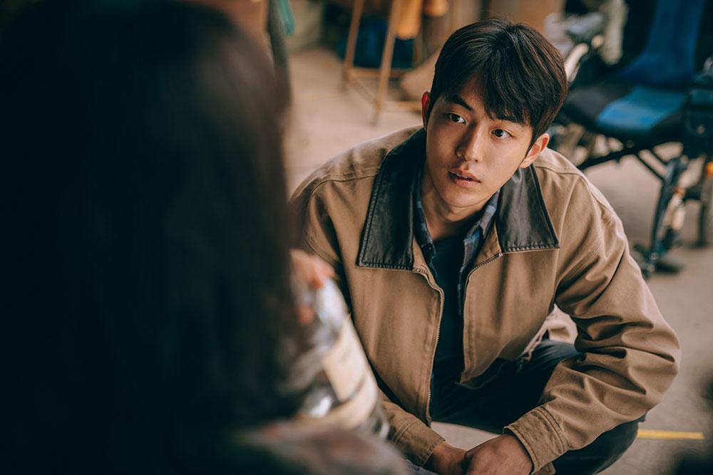 นัมจูฮยอก ในหนัง Josée (โจเซ่) - ภาพยนตร์รักโรแมนติกแห่งปี