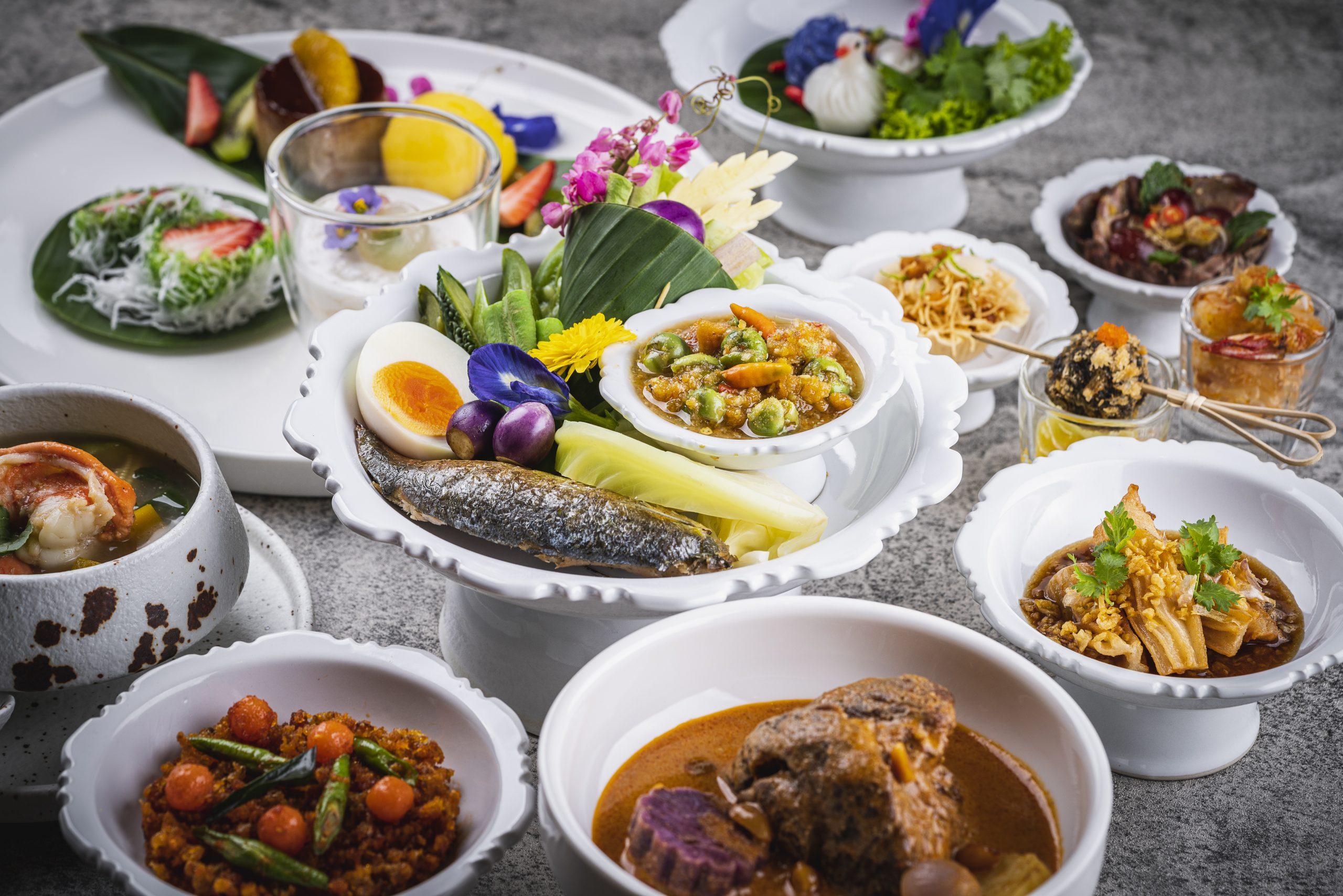 khao ข่าว มิชลินสตาร์ ร้านอาหารไทย