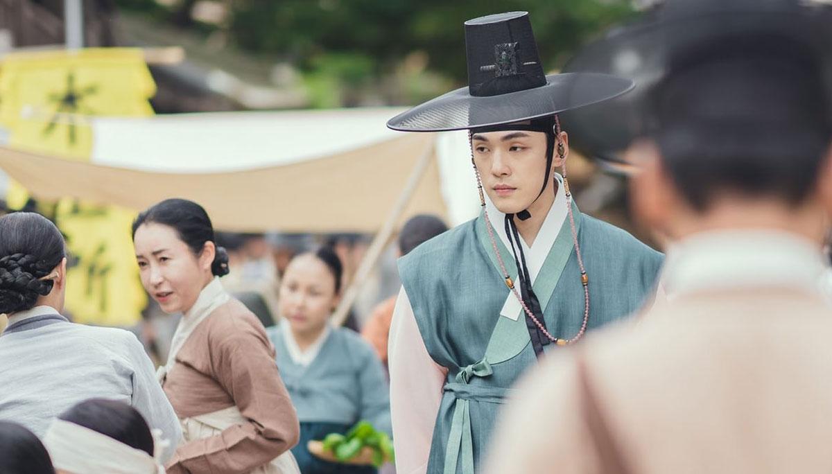 Kim Jung-Hyun Mr.Queen ซีรีส์เกาหลี เกาหลี