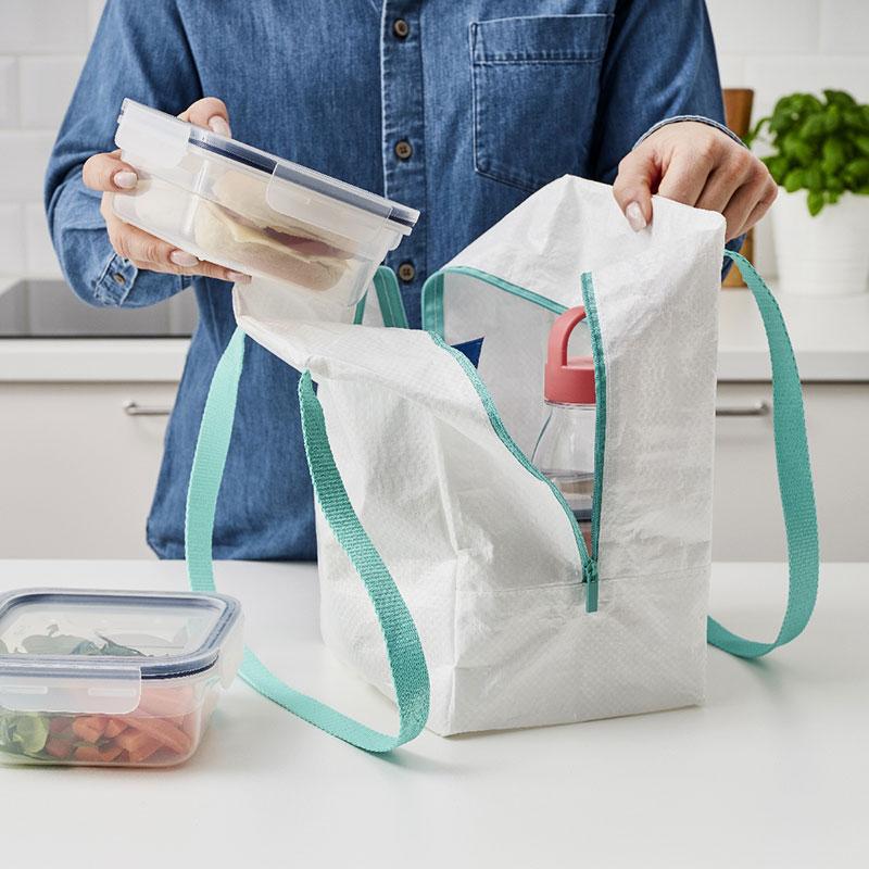 กระเป๋าใส่กล่องข้าว รุ่น IKEA 365+