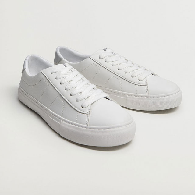 Mango Basic Sneakers