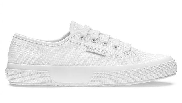 Superga Cotu Classic Total White