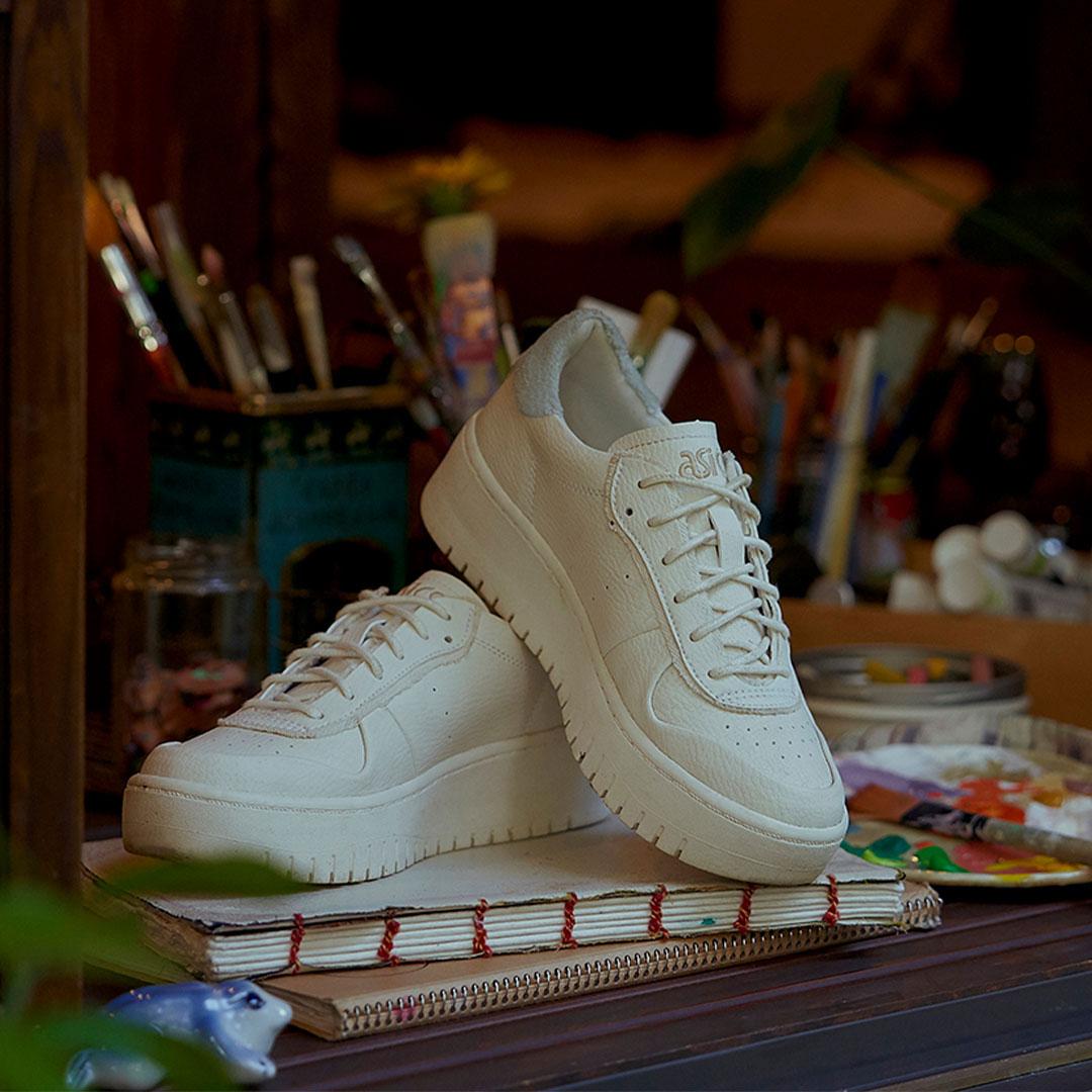 JAPAN S™ RIN platform sneaker - ASICS SPORTSTYLE