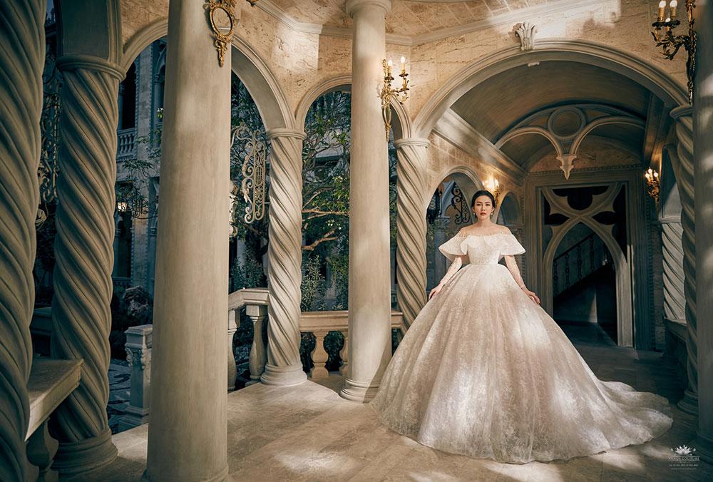 กิ๊บซี่-วนิดา อวดลุคเจ้าหญิงในเทพนิยาย Beauty and the beast