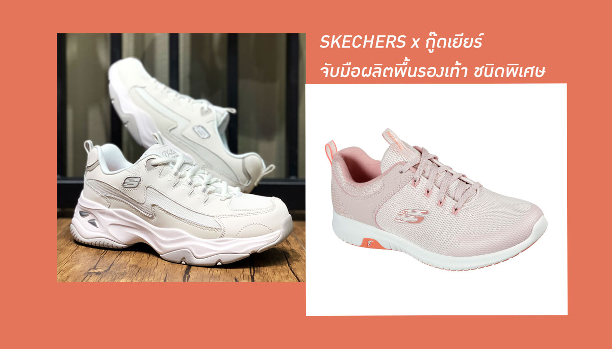 SKECHERS รองเท้า สนีกเกอร์