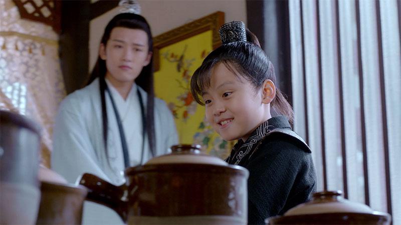 """ซีรีส์ """"Qing Luo อลหม่านรักหมอหญิงชิงลั่ว"""""""