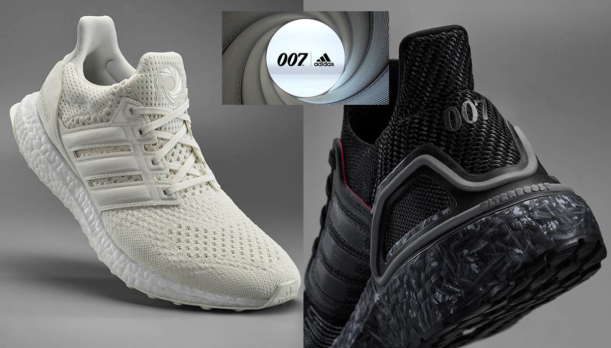 adidas UltraBOOST รองเท้า รองเท้าวิ่ง อาดิดาส เจมส์ บอนด์
