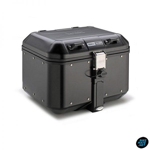 GIVI TREKKER DOLOMITI 46L BLACK TOP CASE – กล่องท้ายติดรถมอเตอร์ไซค์