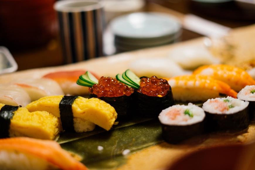เมนูอาหารญี่ปุ่น ที่คนไทยนิยม
